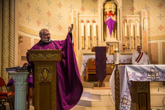 Fr. Pedro De'Oliveira visit – March 2015