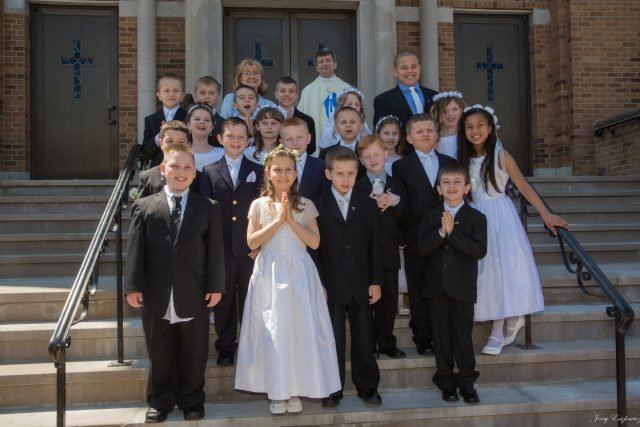 First Holy Communion – May 2015