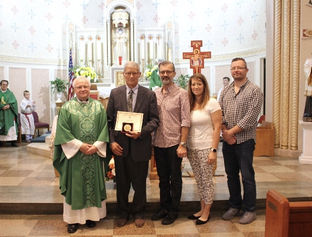 "Diocesan Award 2019 ""Vivere Christus est"""
