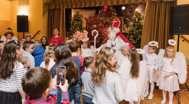 St. Nicholas' Visit — Spotkanie ze Świętym Mikołajem 2019