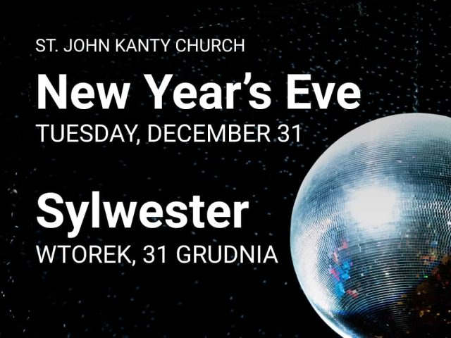 New Year's Eve — Sylwester