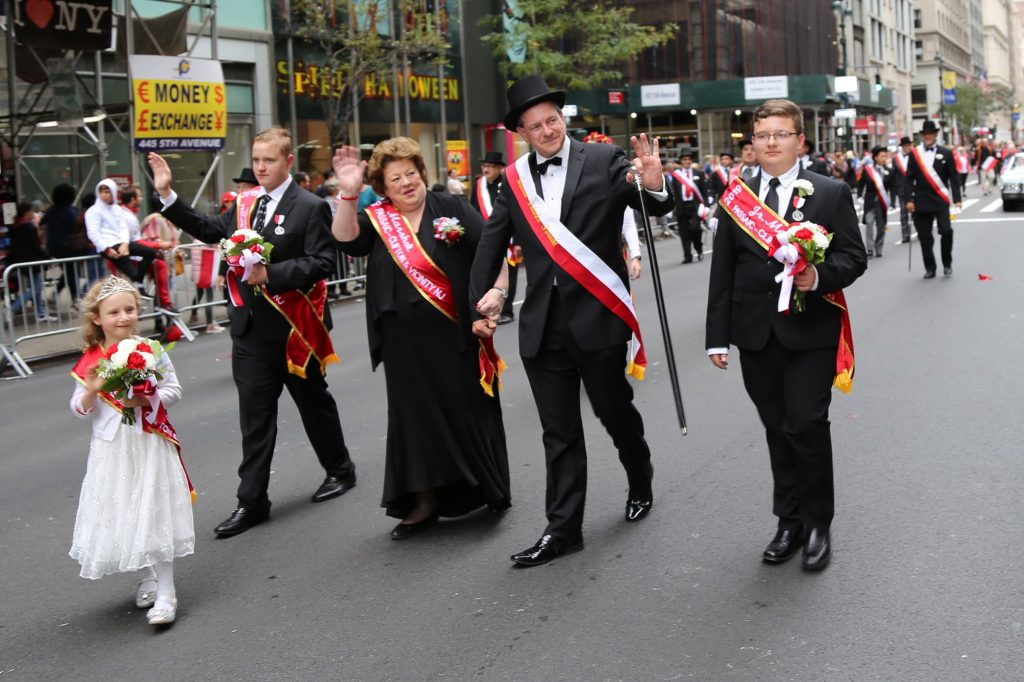 Pulaski Day Parade — Parada Pulaskiego 2019