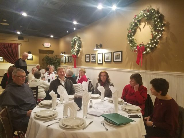 Loaves and Fishes Christmas Party