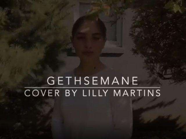 Gethsemane cover